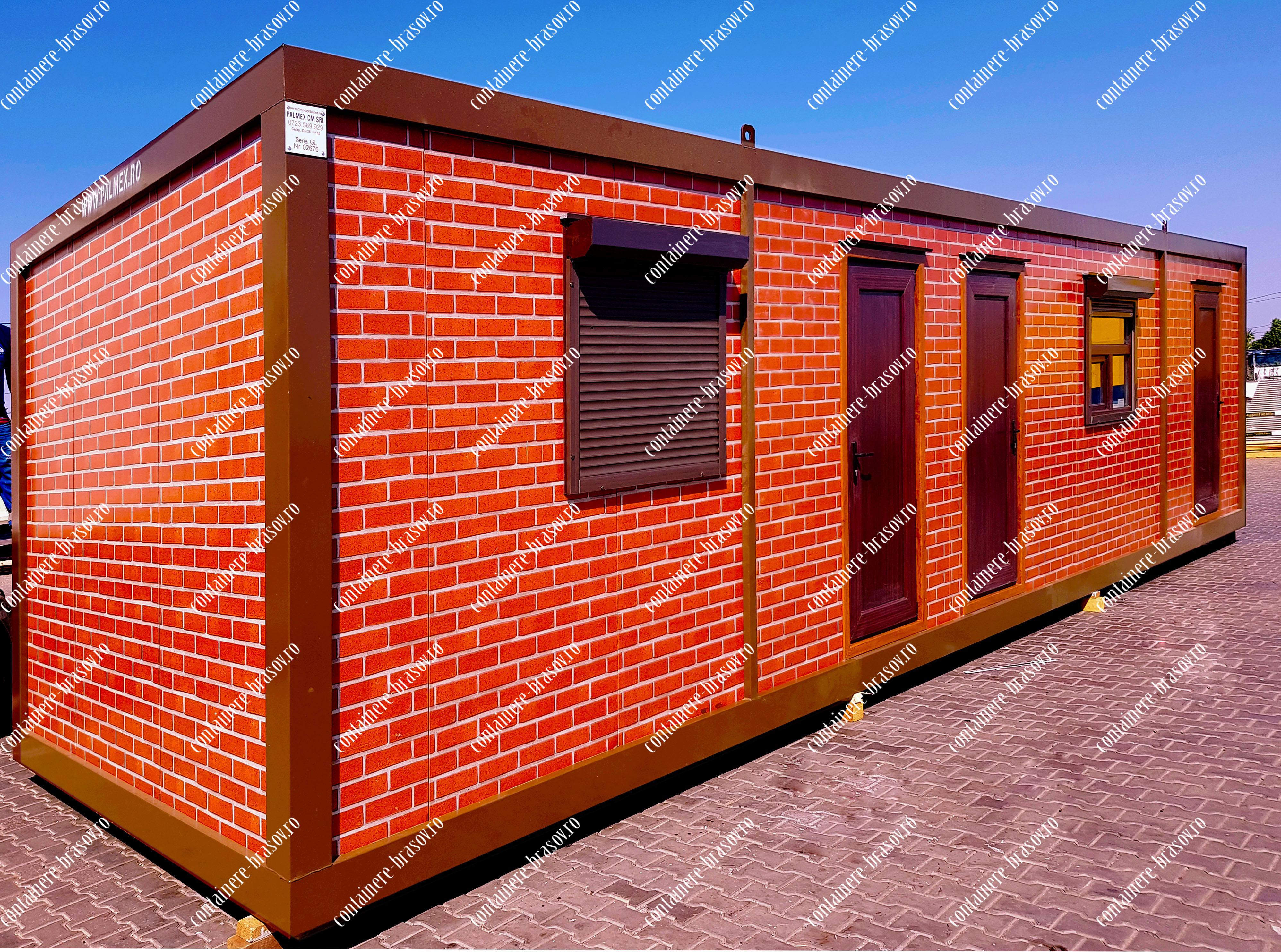 container modular second hand Brasov