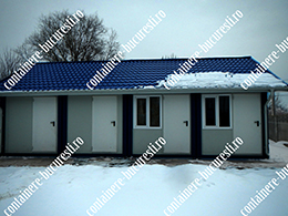container modular second hand pret Brasov